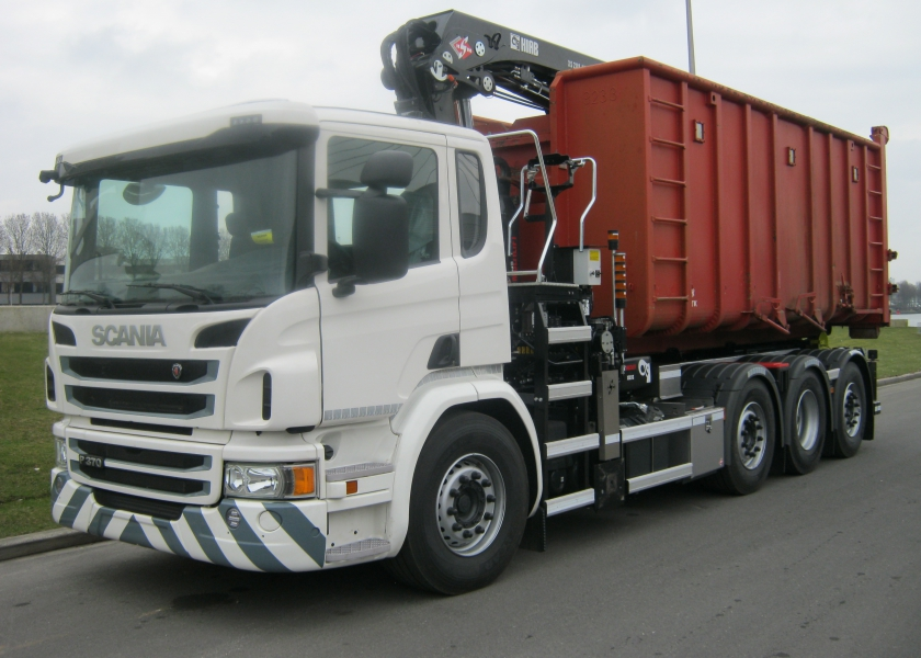 hiab xs 288 ep 3 hipromultilift xr21 s56 haakarm gemeente