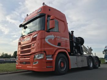 S. van Holstein Transport