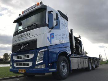 JP van den Akker Transport & Verhuur